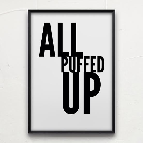 All Puffed Up - Normal Ness