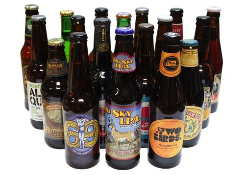 Beer Club Image Xmas Catalogue