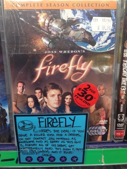 FireFly JB Hi Fi