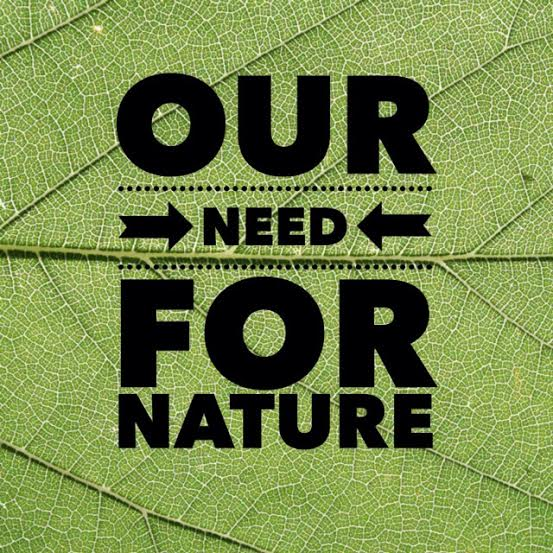 Our Need For Nature