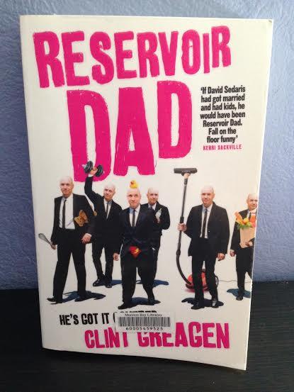 Reservoir Dad by Clint Greagan