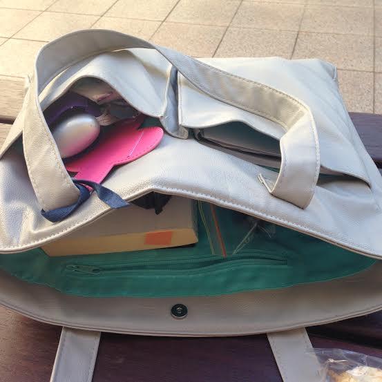 Stalker Bag in Use