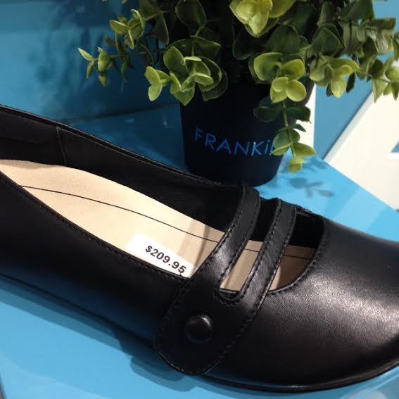 Frankie 4 shoe